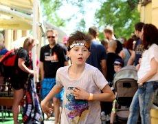 V kategorii Spartan Kids běželo přes tisícovku závodníků
