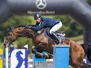 Velká cena Opavy koně parkur