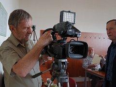 Filmaři soutěžili v krajském kole Videosalonu.