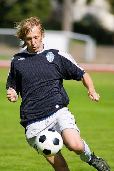 Z utkání divize dorostu St. dorost Čáslav - Pardubice B, sobota 30. srpna 2008