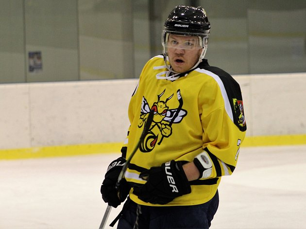 Hokejista Petr Javůrek