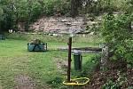 Projekt: znovuoživení hřiště na 'Čížkově skále' v Kutné Hoře.