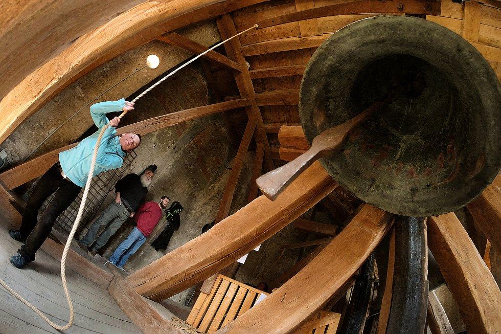 Zvonění na svatobarborské zvony