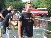 Hasiči poměřili síly v rámci čtvrtého kola Kutnohorské hasičské ligy.