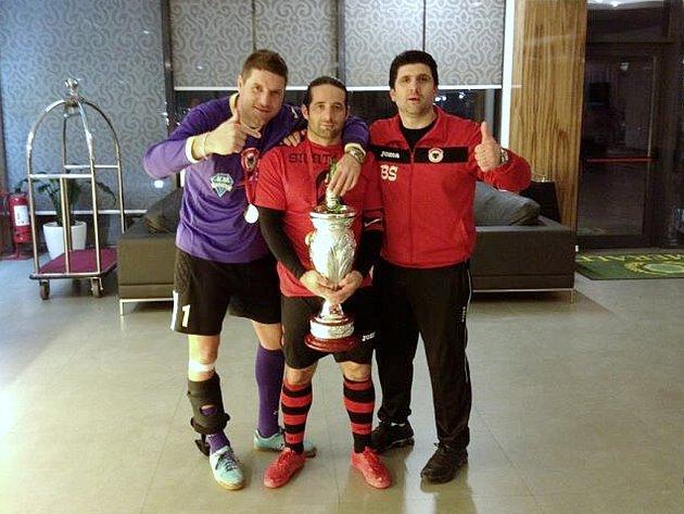 Benago vyhrálo 2. ročník kosovského turnaje.
