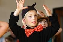 Dětský karneval se uskutečnil v sobotu v Bramborách.