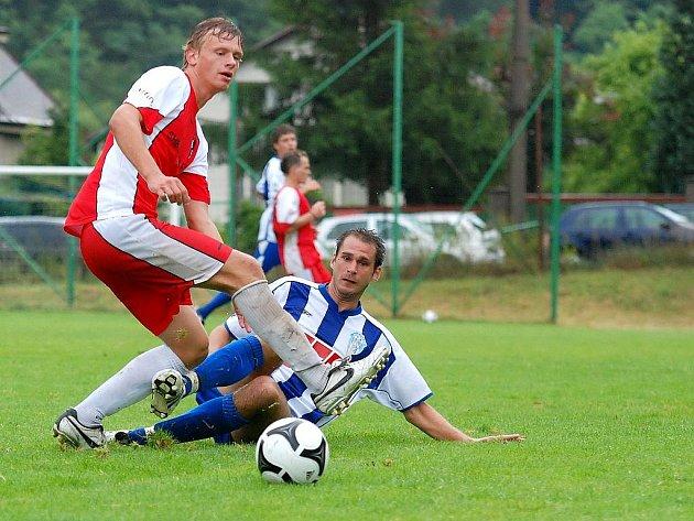 Příprava: Vlašim B - Čáslav B, 18. července 2010.