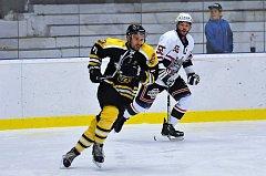 Jan Tvrdík patří k talentům kutnohorského hokeje.