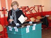 Občané Kutnohorska vyrazili k předčasným volbám  do Poslanecké sněmovny 25. října 2013