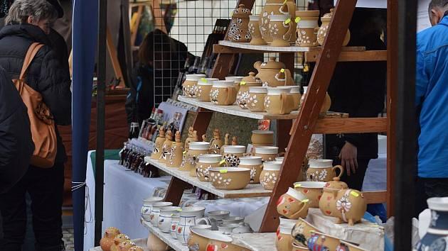 Náměstí ve Velkém Meziříčí přivítá řemeslný trh