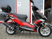Ukradl motocykl. Způsobil škodu přes 30 tisíc korun.