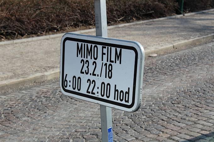 V Kutné Hoře natáčejí třetí sérii televizního seriálu První republika.