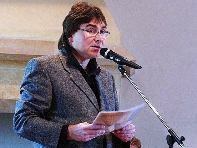 Karel Šolín. 15.5. 2012