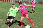 Fotbalový mistrovský turnaj starších přípravek v Suchdole: FK Čáslav D - TJ Slavoj Vrdy 4:3.