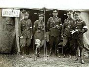 Plán atentátu na Reinharda Heydricha připravil František Moravec z Čáslavi