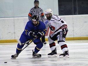 Semifinále KHL: Čáslav - Černošice