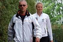 1. kolo tenisové I. třídy B: Sparta Kutná Hora A - LTC Kolín, 1. května 2010.