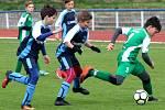 Česká fotbalová liga mladších žáků U12: FC Sellier & Bellot Vlašim - FK Čáslav 5:7.