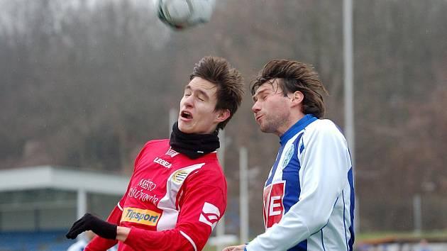 Přátelské utkání: Čáslav - Králův Dvůr, 8. ledna 2011.
