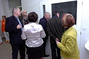 Slavnostní otevření LSPP v kutnohorské nemocnici. 5.1.2010