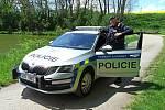 Kutnohorský policista Josef Špitálník.