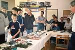 Výstava plastikových modelů Modelsalon se v Domě dětí a mládeže v Čáslavi konala pravidelně. Letos se po přestávce vrátila pod názvem Vašek 2019 a vzpomínala na zesnulého modeláře.