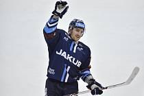 Severočeši během utkání proměnili tři přesilové hry a dvakrát se střelecky prosadil útočník Jaroslav Vlach, který zaznamenal vítězný gól v nastavení v čase 62:34.