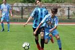 Fotbalový přátelský zápas, dorostenci, kategorie U17: FK Čáslav - SK Union Čelákovice 3:1 (1:0).