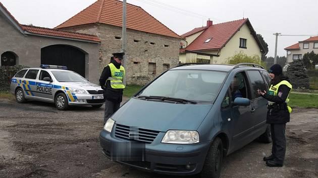 Kutnohorští policisté se zapojili do celorepublikové akce Speed marathon