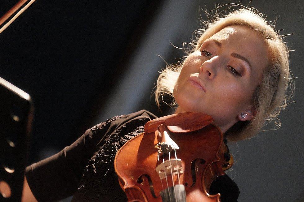 Mezinárodní hudební festival Kutná Hora: Monika Bačová.