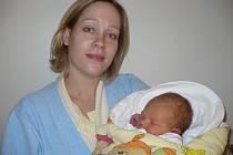 Nikola Lencová se narodila 21. listopadu v Čáslavi. Vážila 3340 gramů a měřila 49 centimetrů. Doma v Kutné Hoře ji přivítali maminka Monika a tatínek Petr.