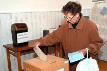 Volby do senátu a komunální volby 2010. 15.10.2010