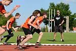 Atleti SKP Olympia Kutná Hora závodili v pondělí 1. června v rámci celorepublikové akce Spolu na startu.