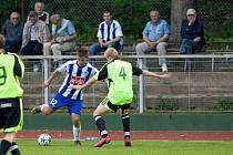 Z utkání I. A třídy Čáslav B - Kouřim 6:0, neděle 14. června 2009