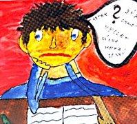 Kresby od studentů kutnohorského gymnázia se objevily v knize, která vyšla v zahraničí.