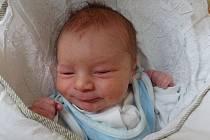Vojtěch Vizner se narodil 17. prosince v Čáslavi. Vážil 3500 gramů a měřil 50 centimetrů. Doma v Podvekách ho přivítali maminka Hana, tatínek Rostislav a sestra Kristýna.