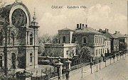 Židovská synagoga v Čáslavi se otevřela v neděli pro veřejnost.