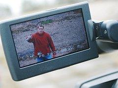 Michal Pavlík se ve videoklipu zahrál zklamaného skejťáka.