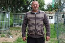 Richard Kaudl z Bull azylu Čáslav