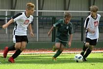 Fotbalový okresní přebor mladších žáků: FK Čáslav D - FC Bílé Podolí 19:0 (10:0).