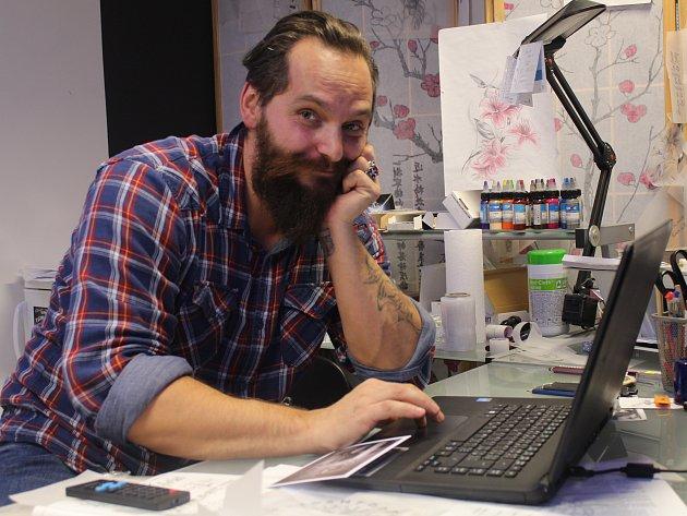 Online rozhovor Lukášem Matejovie
