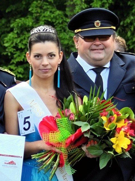 Martina Papíková shasiči