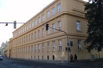 Budova gymnázia v Čáslavi
