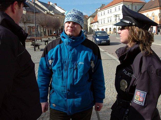 Kutná Hora posloužila k natáčení náborového klipu pro policii ve Středních Čechách