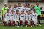 Z krajského finále starších přípravek v Čáslavi - 2. místo: FK Sellier & Bellot Vlašim.