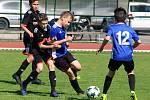Česká fotbalová liga mladších žáků U13: FK Čáslav - SK Sparta Kolín 8:2.
