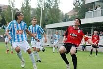 5. kolo II. ligy: Zenit Čáslav - Sezimovo Ústí, 29. srpna 2010.