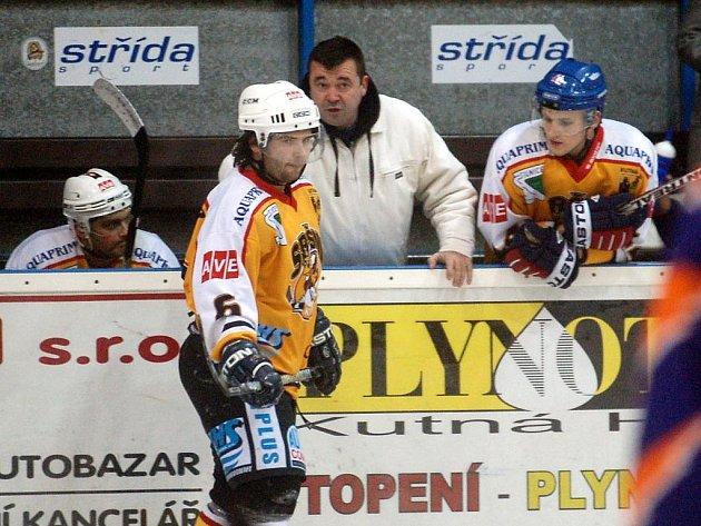40. kolo II. ligy: Kutná Hora - Hodonín 2:4, 1. února 2012.
