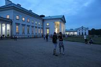 Muzejní noc na Kačině.