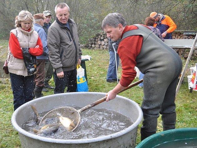 Rybářské slavnosti v Kácově